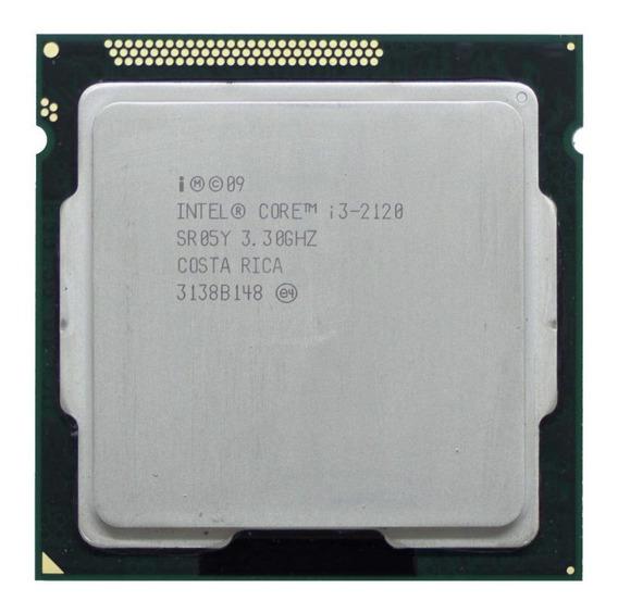 Processador Intel Core I3 2120 Lga 1155 (supera I3 2100)