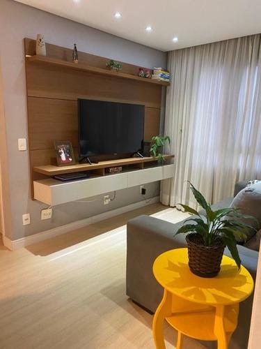 Imagem 1 de 15 de Apartamento Para Venda No Bairro Centro Em Guarulhos - Cod: Ai24060 - Ai24060