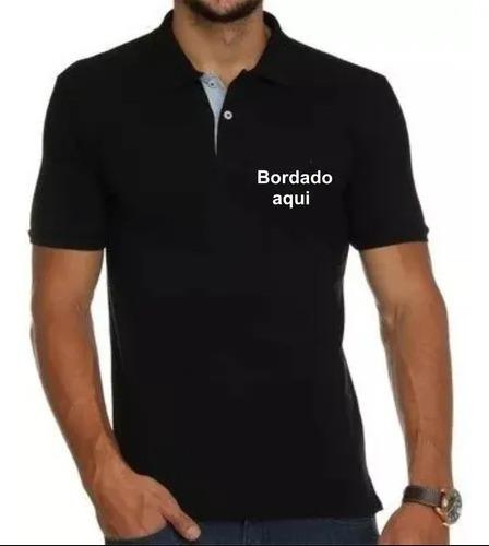 Imagem 1 de 3 de Camisas Polo Com Sua Logo Empresa