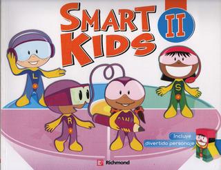 Libro Ingles Smart Kids I Ii Iii Digitalizado