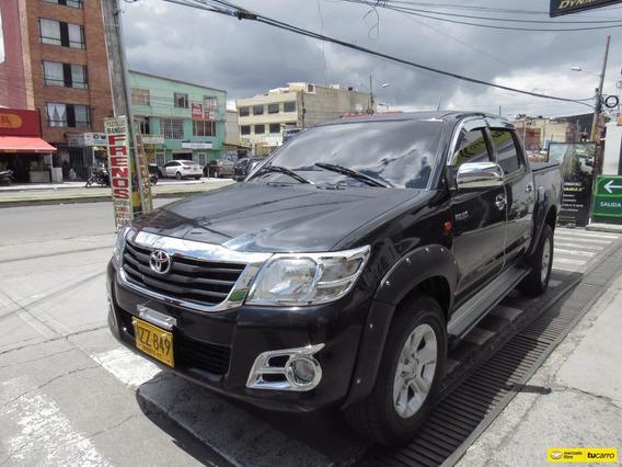 Toyota Hilux 2.5 Imv 142 Hp 4x4