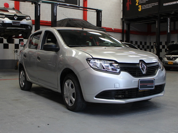 Renault Sandero Authentique Gris 2018