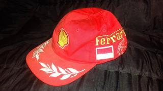 Gorra F1 Ferrari Formula1 Schumacher Dekra Vip No En Tiendas