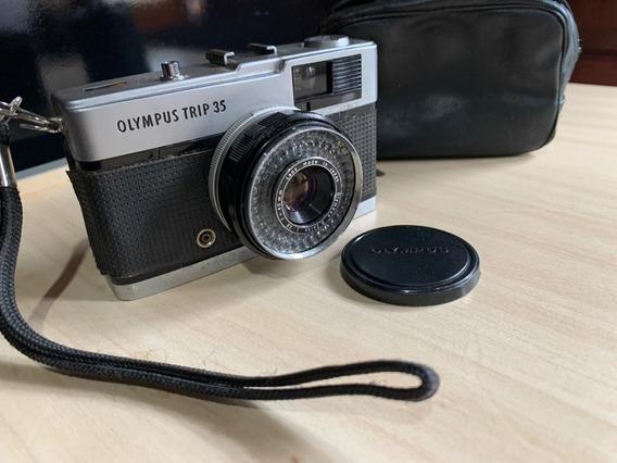 Máquina Fotográfica, Olimpus Trip 35