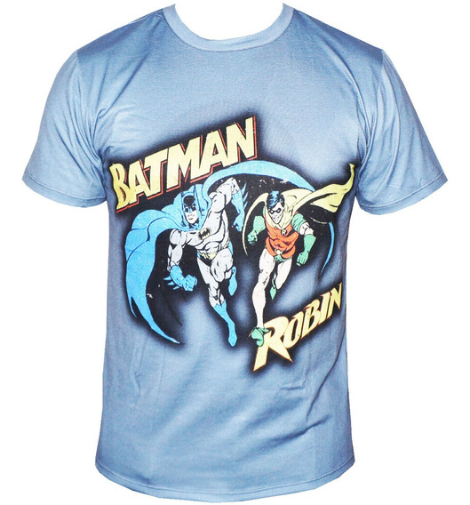 Camiseta Heróis Batman Superman Aquaman Flash Homem De Ferro