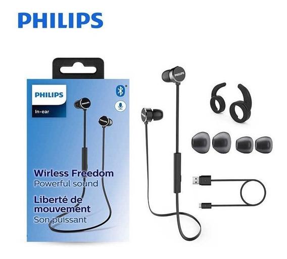 Fone De Ouvido Bluetooth Taun102 Preto Philips