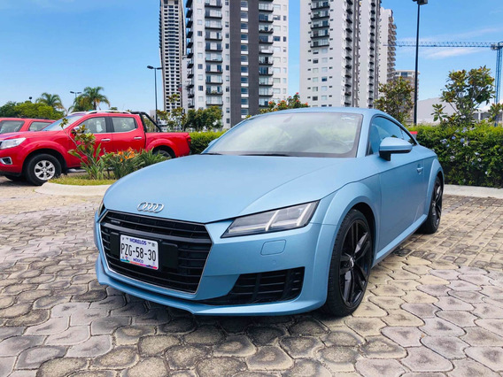Audi Tt 2.0 Coupe Fsi 230 Hp Sport High Dsg 2016