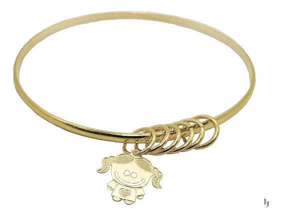 Bracelete Com Menina
