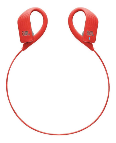 Fone de ouvido sem fio JBL Endurance SPRINT vermelho