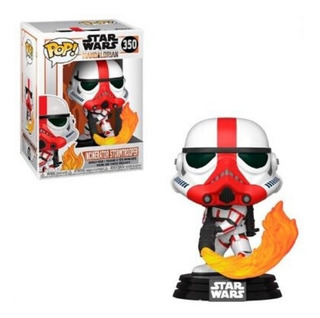 Funko Pop Incinerator Stormtrooper Star Wars #350