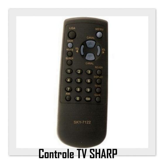 50 Controle Remoto Tv Sharp Atacado Lojas Virtuais E Física