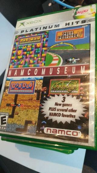 Namco Museum Xbox (americano)