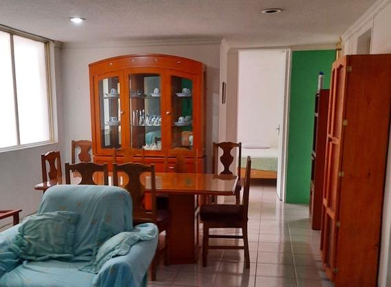 Departamento Amueblado En Renta En Centro De Puebla, Puebla