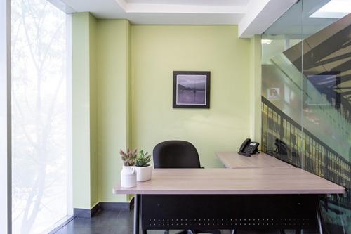 Imagen 1 de 12 de Oficina Amueblada En Renta En Centro De Negocios 4 Personas,