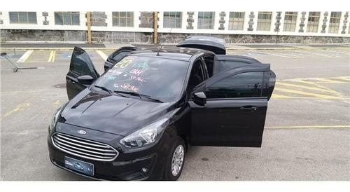 Imagem 1 de 14 de Ford Ka 1.0 Ti-vct Flex Se Plus Sedan Manual