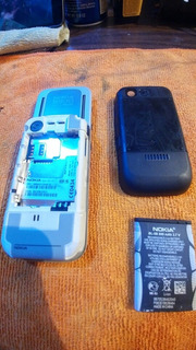 Nokia Xpressmusic 5300 Bloqueado