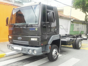 Ford Cargo 815 Ano 2012 No Chassi
