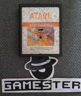 Realsports Volleyball Atari 2600