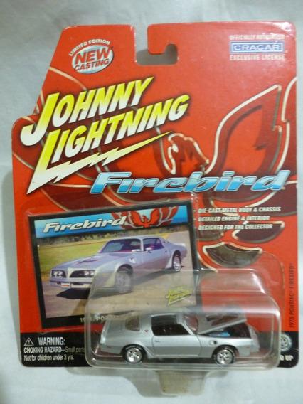Johnny Lightning 1978 Pontiac Firebird - J P Cars