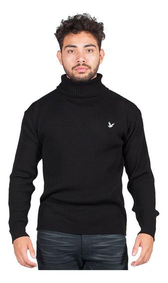 Sweater Polera Bross London - Hombre