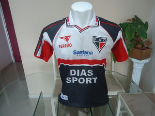 Camisa Futebol Ferroviário Fortaleza - Dias Sports - (046)