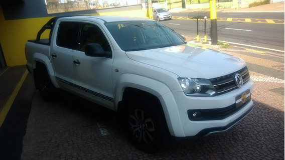 Vw Amarok Dark Label 2.0 Automatica 4x4 2015 Impecavel