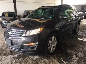 Chevrolet Traverse 3.6 Lt Piel 2017,