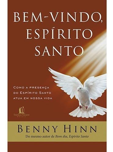 Livro Bem Vindo Espirito Santo