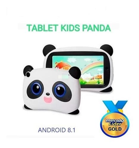 Tablet Kid Con Estuche Y Juegos Educativos Incluye Iva