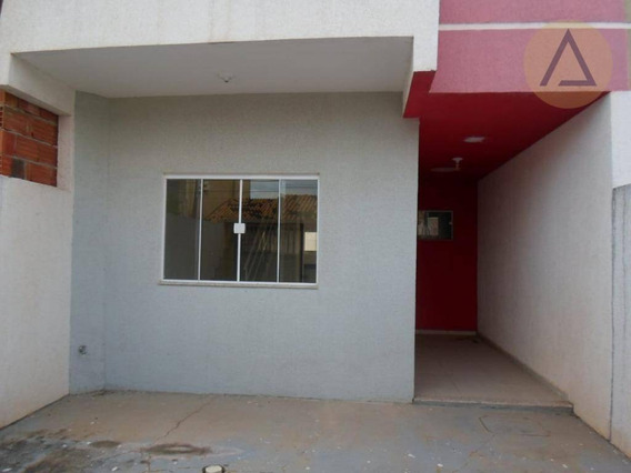 Casa Com 2 Dormitórios À Venda Por R$ 210.000 - Verdes Mares - Macaé/rj - Ca0724