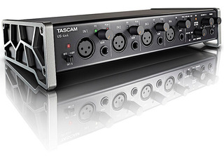 Tascam Us-4x4 Interfaz De Audio Usb 2.0 4 In 4 Out Midi Gtia