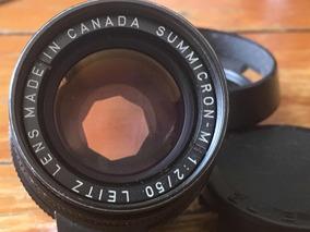 Lente Leica M Sumicron 50 M 2.0