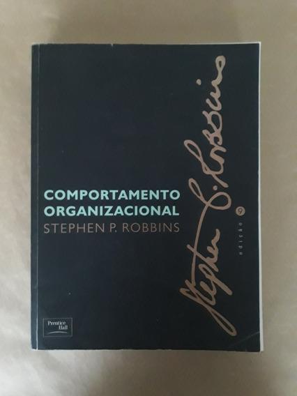 Comportamento Organizacional (9ª Edição)-robbins, Stephen