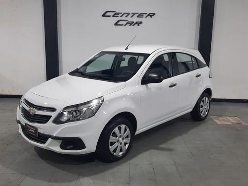Chevrolet Agile 1.4 Lt 2014 $790000