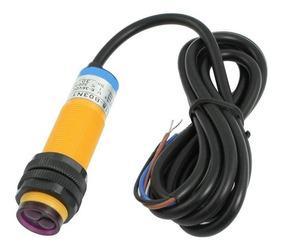 Sensor Distância Ajustável Infravermelho Reflexivo E18-d80nk