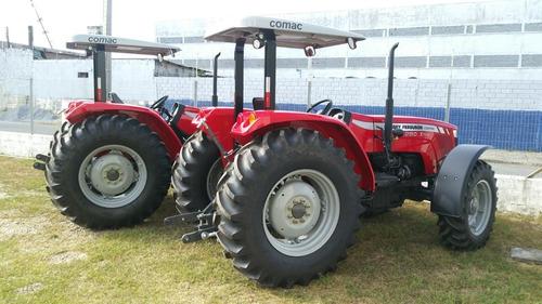 Imagem 1 de 2 de Trator Agrícola Massey Ferguson 0km/ Na Garantia