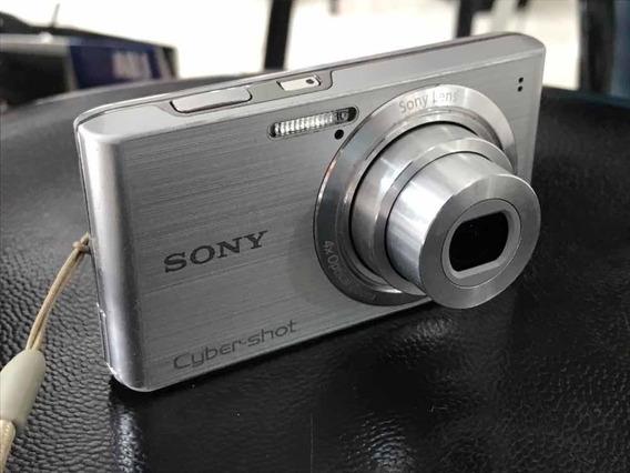 Câmera Cyber Shot Sony Dscw610