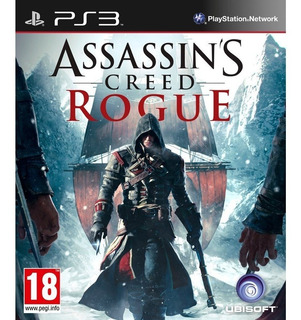 Assassins Creed Rogue Ps3 Español Disponible Ya