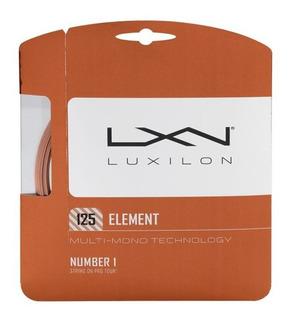 Corda Para Raquete Luxilon Element 125