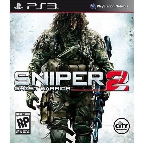 Sniper Ghost Warrior 2 - Psn Ps3 Pronta Entrega
