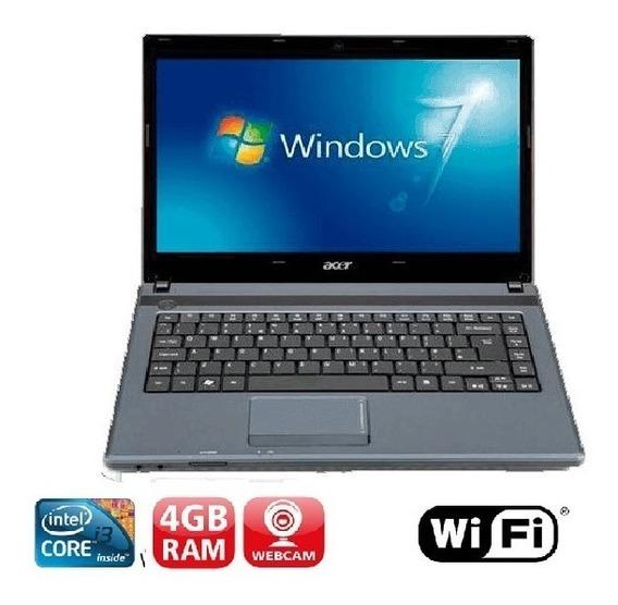 Notebook Acer Aspire Core I5 Ram 4gb Ghz 2.20 Hd 500gb