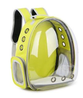Mochila Transparente Transparente Para Transportar Mascota