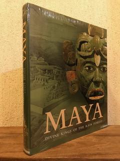 Maya Divine Kings Of Rain Forest