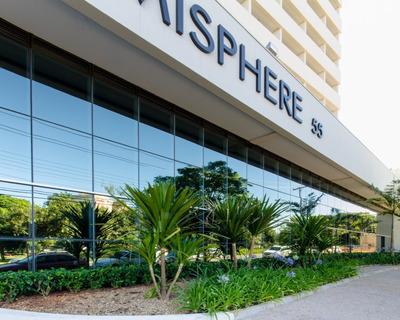 Sala Para Locação No Hemisphere Em Campinas - Sa00131 - 4954449