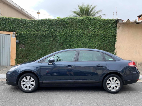 Citroën C4 Pallas 2.0 Exclusive Flex Aut. 4p 2012