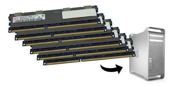 Memória 48gb Apple Mac Pro Mid 2012 5,1 Mc250ll/a Mc561ll/a