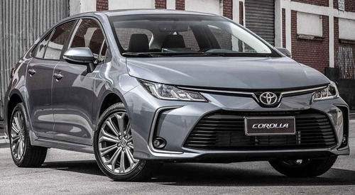 Toyota Corolla Hybrid Seg 2021 Entrega Inmediata S/patentar