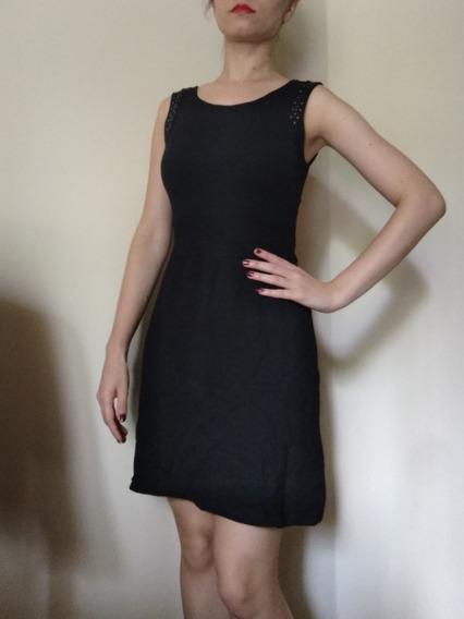 Vestido Preto Casual Básico