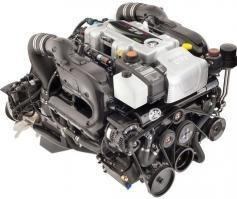Imagem 1 de 1 de Motor Centro 8.2l  Mpi 380 Hp Dts Bravo 3x