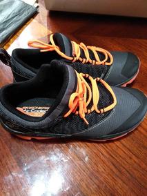 Zapatos Skechers Casi Nuevos Una Sola Puesta Talla 7